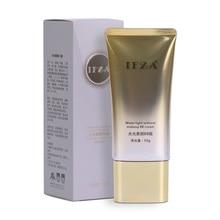 Bb крем макияж корректор основания крем обнаженной макияж Природный идеальным прикрытием bb cc крем для ухода за кожей IFZA