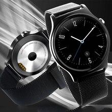 Ordro бренд GW01 Спорт Bluetooth Смарт часы наручные MTK2502 сердечного ритма сна Мониторы Шагомер smartwatch запястье Часы