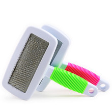 Clipper Combs Dog-Hair-Remover Brushes Grooming-Tools Pet-Trimmer Pet-Detachable Cats