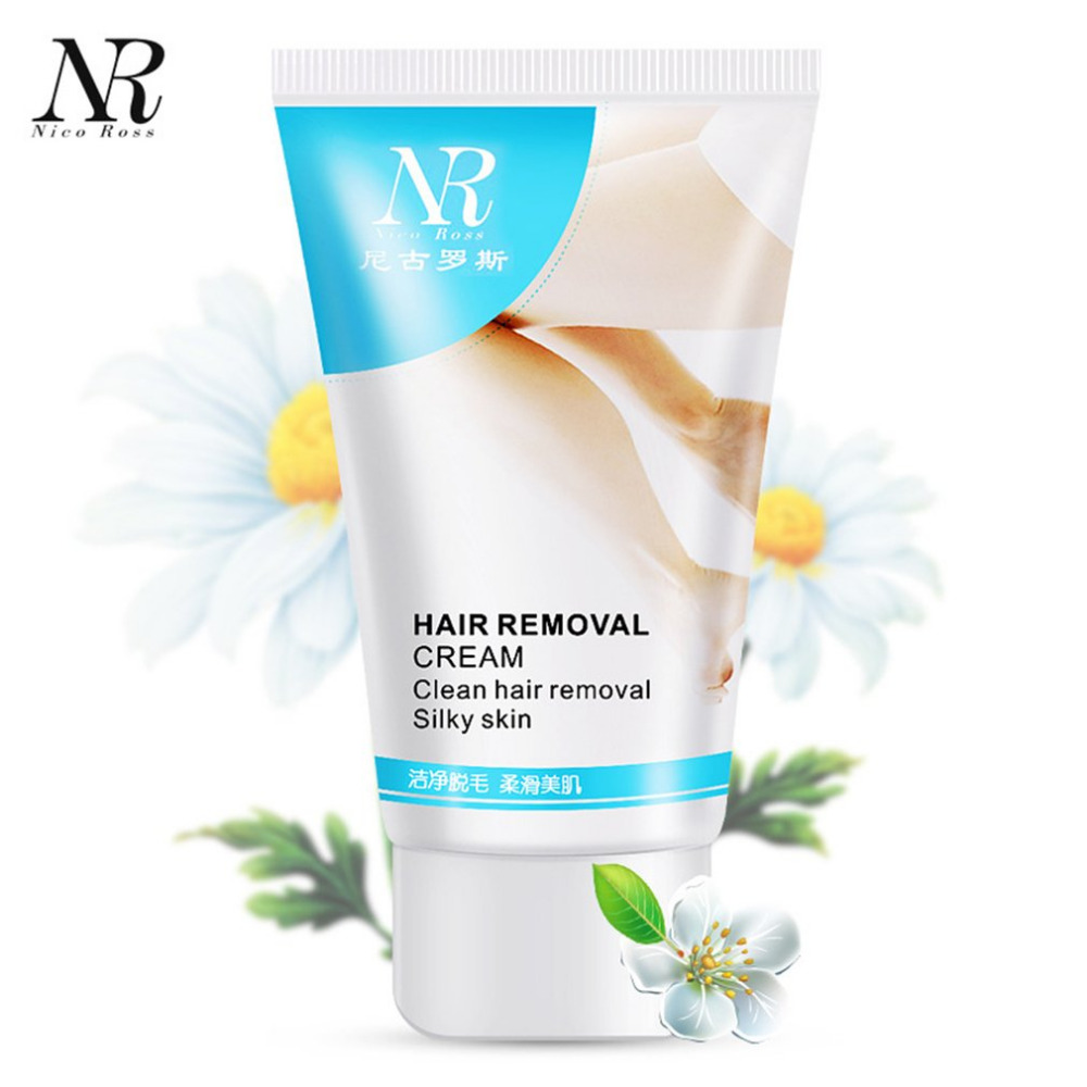 все цены на Painless Permanent Hair Removal Cream Stop Hair Growth Inhibitor Remover Mild Hair Removal 100% Pure Fruit онлайн