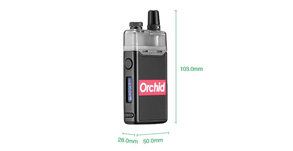 Orchid IQS Pod Kit 950mAh