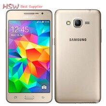 D'origine Remis À Neuf Débloqué Téléphone Cellulaire D'origine Samsung Galaxy Grand Prime G530 G530H Ouad Base Double Sim 5.0 Pouce Écran Tactile