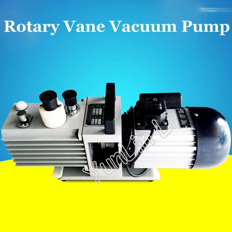 Rotary Vane Vacuum Pump for OCA Laminating Machine 220V Pump Broken Phone Screen Repair, LCD Separator 2XZ 2