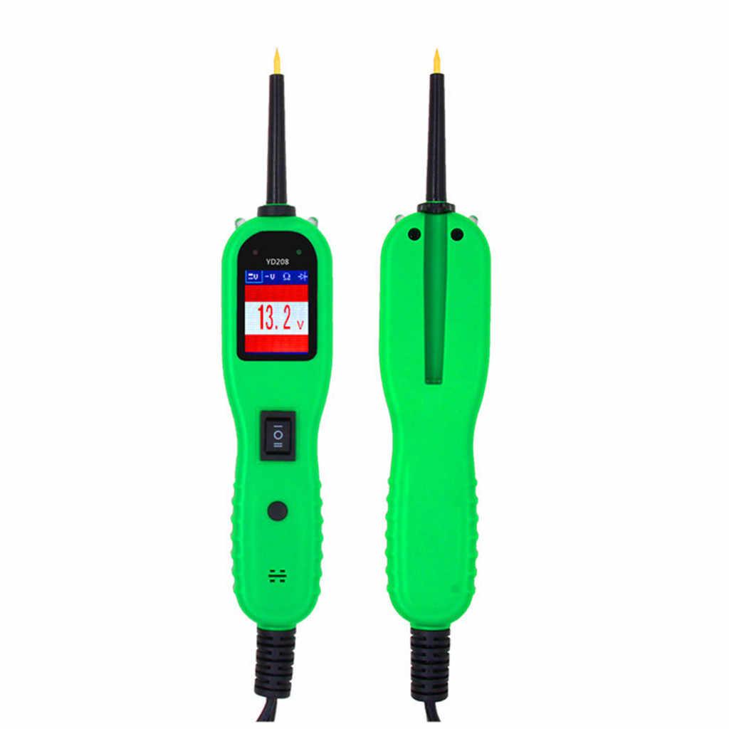 النظام الكهربائي أداة التشخيص YD208 جهاز فحص الدائرة الكهربائية وظيفة قوية مع التبديل نفس وظيفة PT150/PS100 الماسح الضوئي