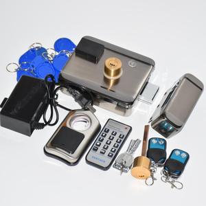 2 remote controls battery powe