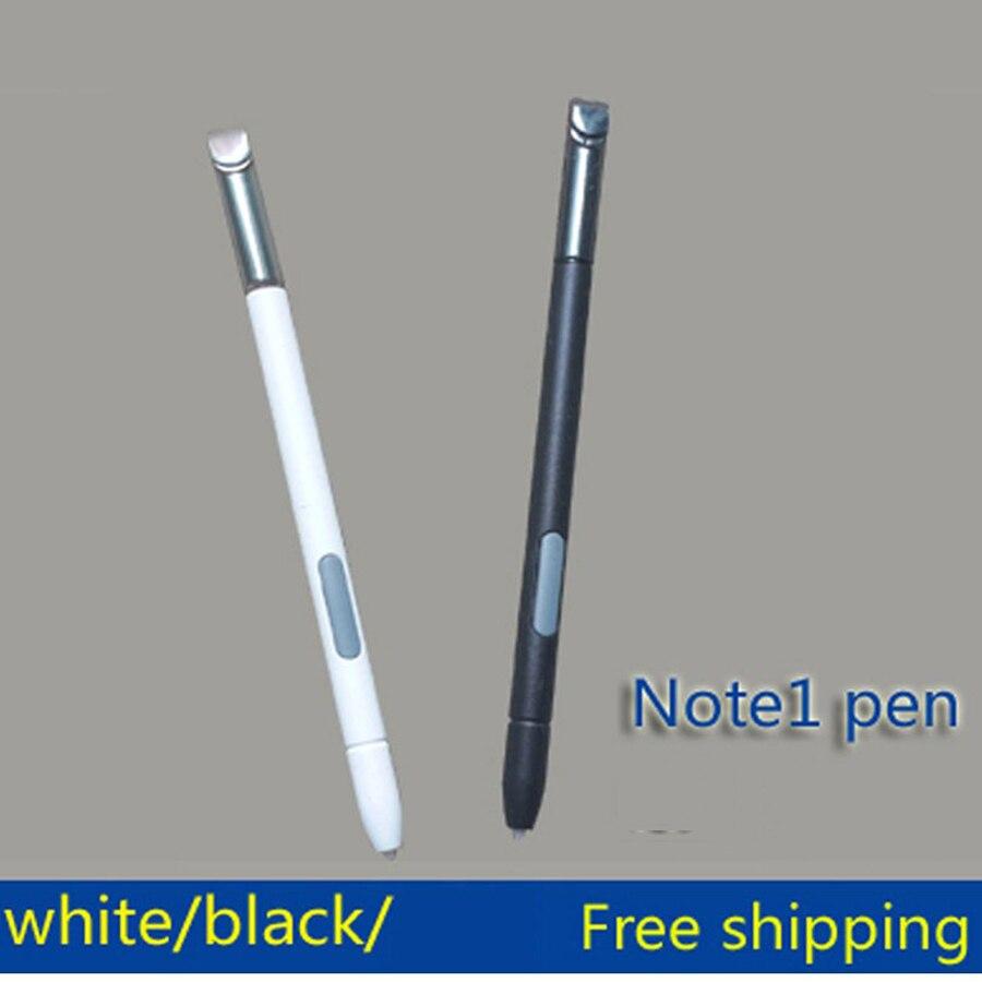 D'origine Blanc Noir Pour Samsung Galaxy Note 1 Note1 N7000 i9220 Écran Tactile Stylet S Pen Remplacement + Numéro de Suivi