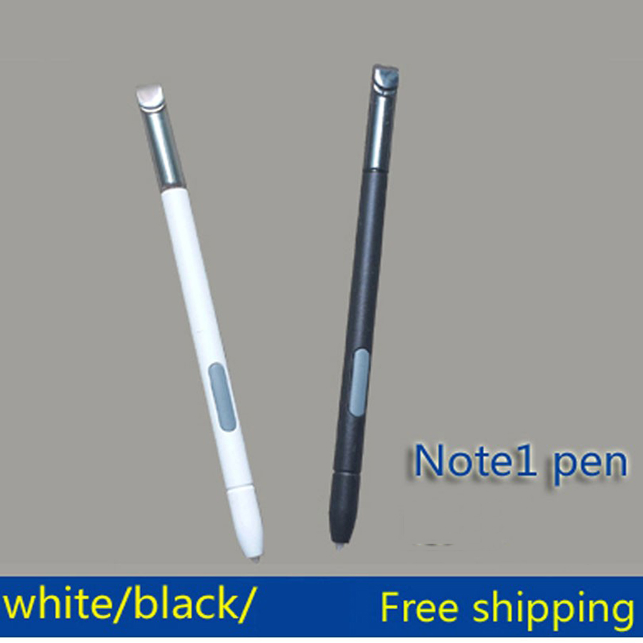 Original White Black For Samsung Galaxy Note 1 Note1 N7000 i9220 Touch Screen Stylus S Pen Replacement + Tracking Number