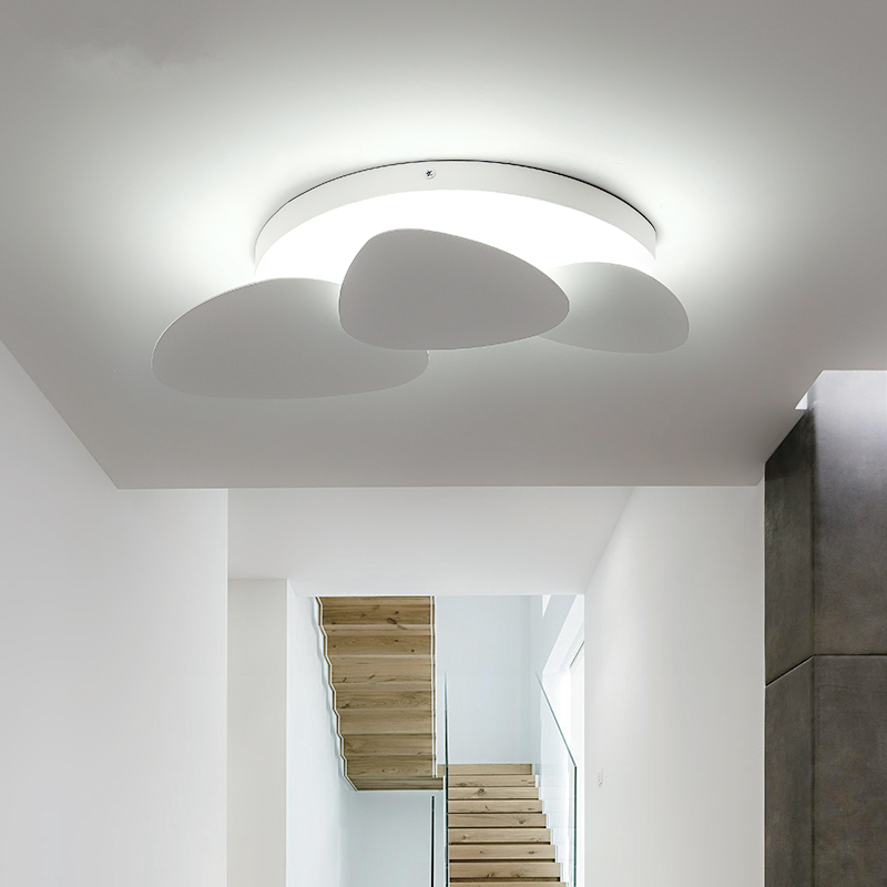 Luminaires déco maison moderne loft luminaires LED lustres plafond nordique salon suspendus lumières enfants chambre éclairage