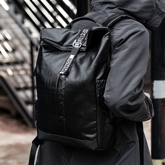 MS Waterproof Men Backpack Resistant Anti thief School Backpack USB Charging 15.6 inch Laptop Backpack Men Hombre Mochila 425