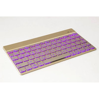 Wireless New Arrival Aluminium Bluetooth Keyboard For Samsung Galaxy Tab S2 9 7 SM T815 Android