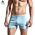 2017 underwear homens boxer pugilistas dos homens sólida comfortabletable rhinoceros imprimir moda calças calções casa macio roupas de marca lw431
