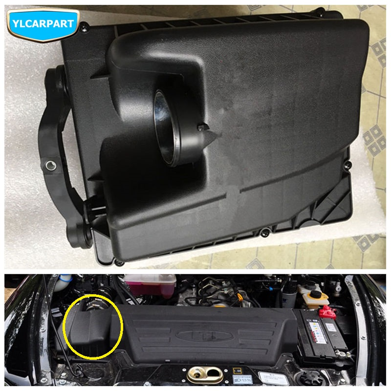Pour Geely TX4, boîte de filtre à air d'admission de moteur de voiture