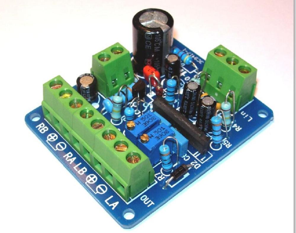 Online Shop 12v Power Amplifier Vu Meter Driver Board Db Audio Level Lm3915 Circuit For Ta7318p Denon Aliexpress Mobile