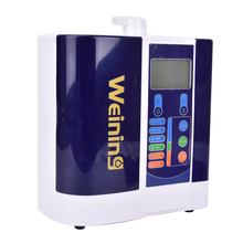 LF-600B water ionizer alkaline ionized water to maintain the body pH balance ABS food grade material PPF cotton Filter
