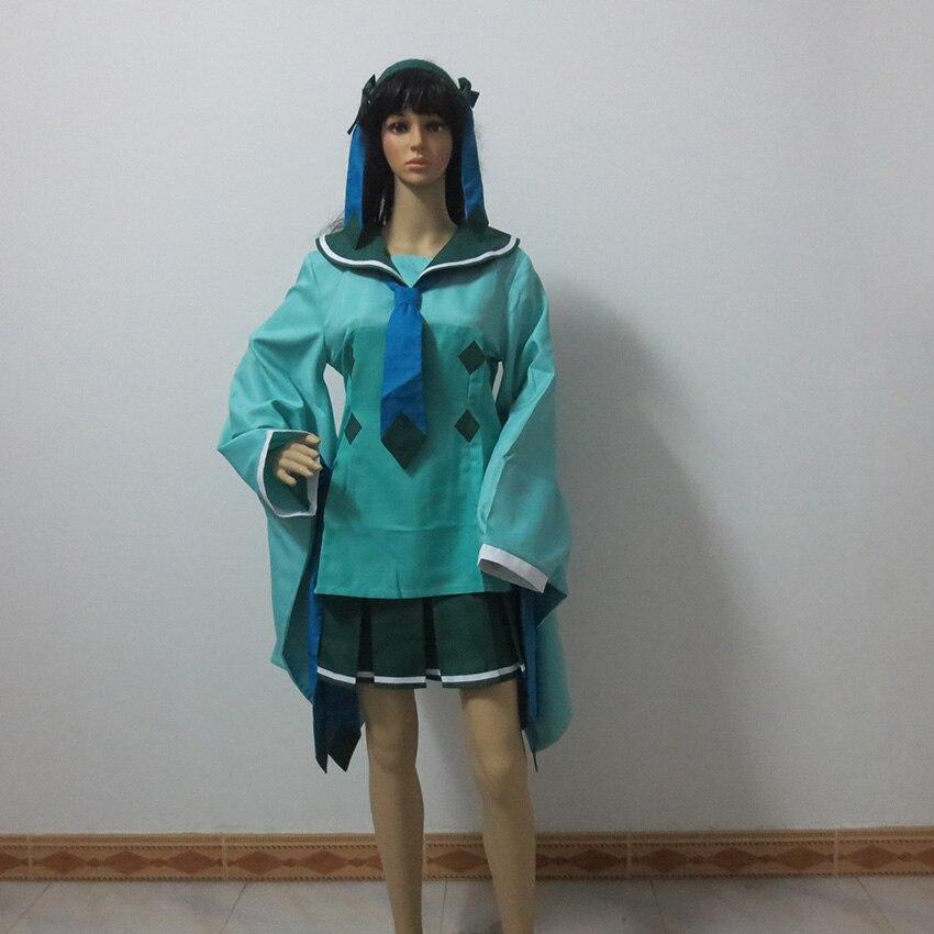 Pokemon Glaceon Kimono Commission Cosplay Costume