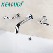 KEMAIDI Bathroom Faucet Bathtub Faucets Construction & Real