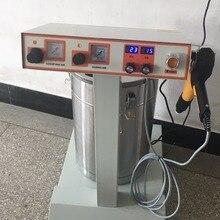 Электростатическая окрасочная машина для нанесения порошкового покрытия с электростатическим ружье с порошковой окраской