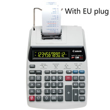Print Calculator MP 120MG Print Adder Business Office Computer Calculator Calculadoras  Calculadora
