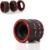 Mount red metal enfoque automático af anillo tubo de extensión macro para canon lente 5D4 EF 5D3 6D 7D T3i T2i T5i T4i 100D 60D 70D 550D 600D