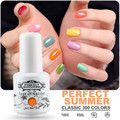 Perfect Summer UV Soak Off Nail Gel Polish DIY Nail Art Salon Gel Varnish Long Lasting Led Gel Lacquer