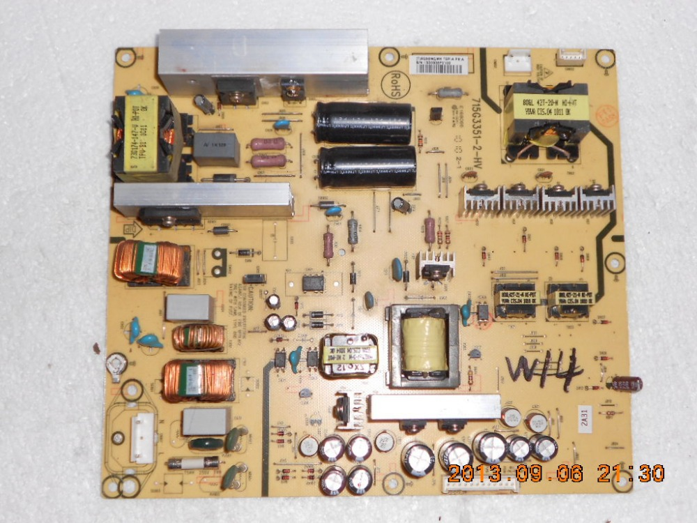 100% Tested 715G3351-2-HV LCD Power Board fsp150 3ps01 r hsl32 3l02 lcd lcd power board used and tested