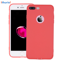 ithuriel Coque Case For iPhone 7 Cases TPU Protect Cover for Apple plus Ultra-thin soft matte new hot covers
