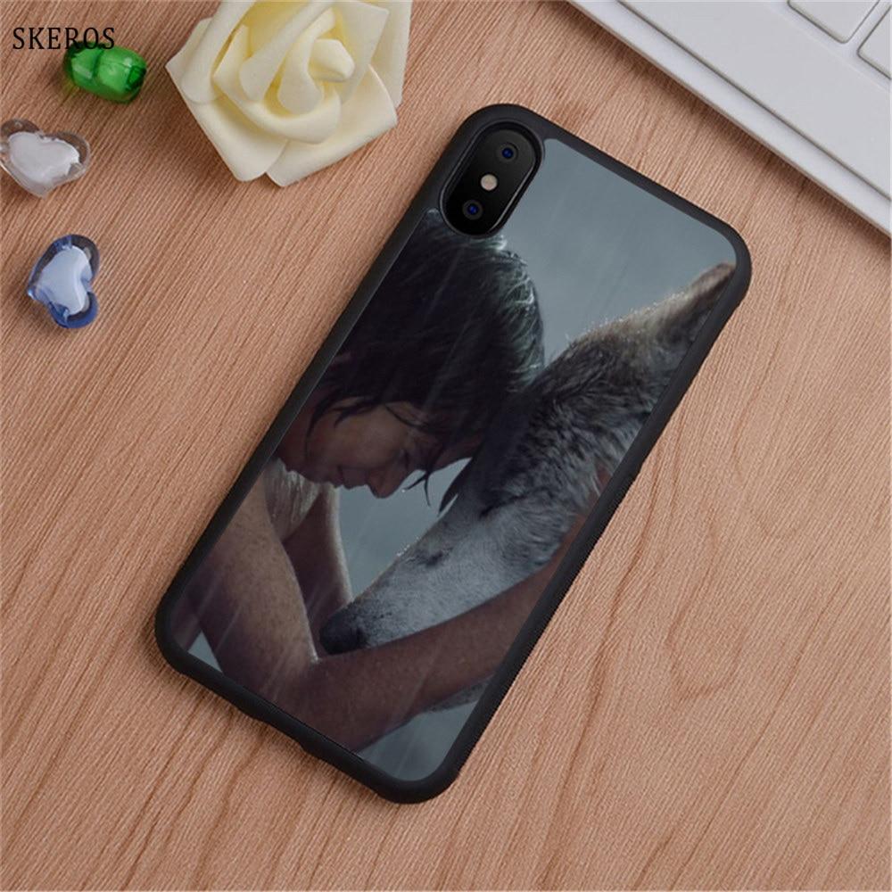 SKEROS The Jungle Book 2 phone case for iphone X 4 4s 5 5s 6 6s 7 8 6 plus 6s plus 7 & 8 plus #B737