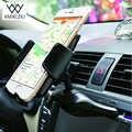 XMXCZKJ Universal de 360 grados de Cd de coche soporte de ranura, ABS, montaje del soporte del teléfono para el teléfono móvil Iphone 6 6s 7 Samsung Xiaomi