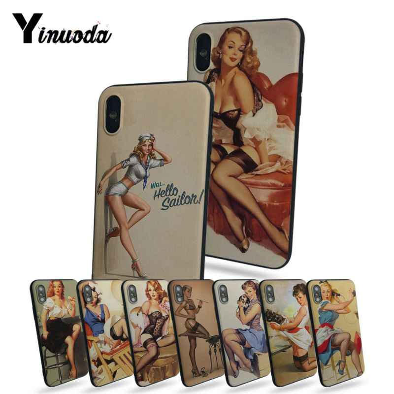 Yinuoda Pinup Girls Pin Up Girl New Arrival Fashion Phone