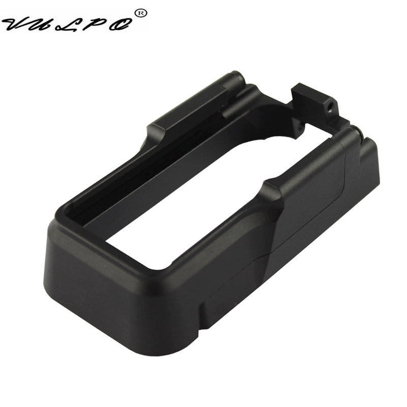 VULPO CNC Aluminum Made Magwell AEG M4 & GBB M4 and AR 15 Magazine Well Hunting Accessories