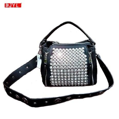 Sangle Bande Sacs Femme Mode Femmes À 2 Bjyl Large Mini Strass Avec Messager 1 Main D'épaule Forage D'emballage Diamant Sac De EgwOWSq