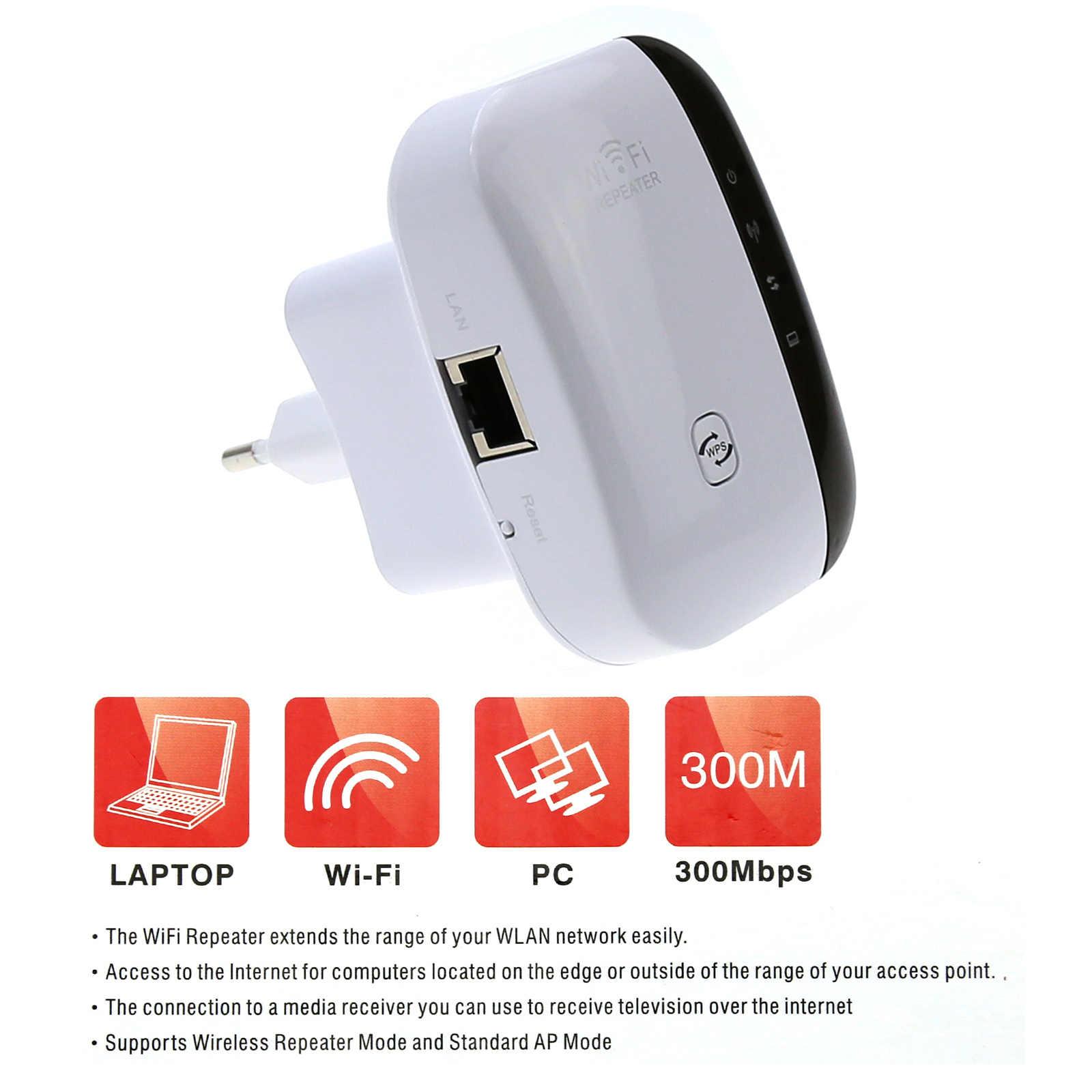 新到着ワイヤレス無線 Lan リピータ無線 Lan ルータ 300Mbps 範囲エキスパンダー信号アンテナブースターエクステンダー WIFI Ap Wps 暗号化ドロップシップ