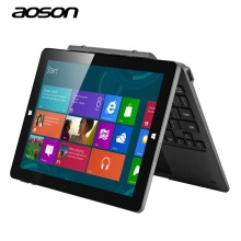 Caliente-venta de negocios de windows tablet pc aoson r105 10.1 intel trail z8300 cereza 1280*800 4g/64g bluetooth hdmi windows 10 tablet