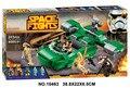 LEPIN Star Wars Imperial Speeder Flash Bloques de Los Niños juguetes de los Ladrillos de Construcción de barcos de transporte con 75091