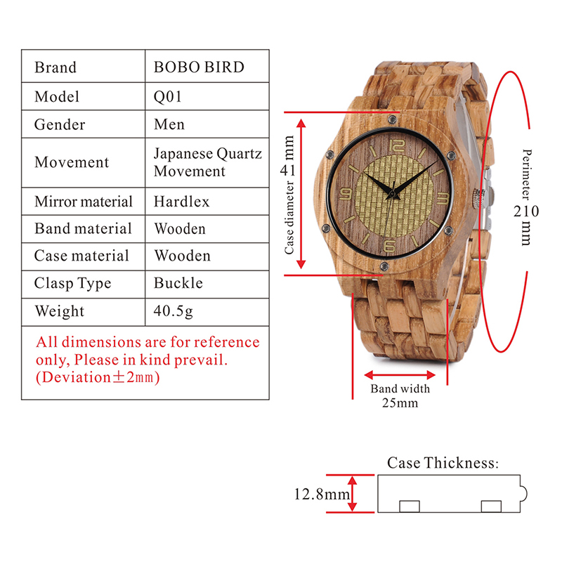 bobo bird 2018 new watches wooden fashion (59)