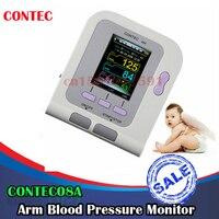 Neonate/Infant Blood Pressure Monitor CONTEC08A+PC Software+6 11cm cuff CE FDA