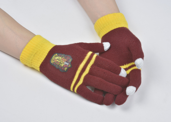 Cosplay-Harry-one-Potter-College-Gloves-Gryffindor-Gloves-Touch-Screen-Gloves-Winter-Warm-Gloves-Cartoon-Halloween