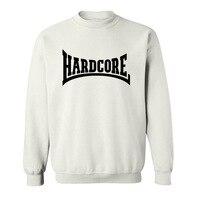 2017 New Fashion Funny Hardcore V17 Funny Hoodies Sweatshirts For Men