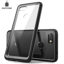 For Google Pixel 3a XL Case (2019 Release) SUPCASE UB Style Anti knock Premium Hybrid Protective TPU Bumper + Clear PC Back Case