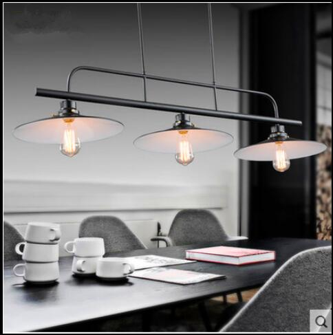 three head hanging American Chandeli after the modern industrial Loft retro creative restaurant and simple table bar billiards johnson after three centuries – new light on texts and contexts