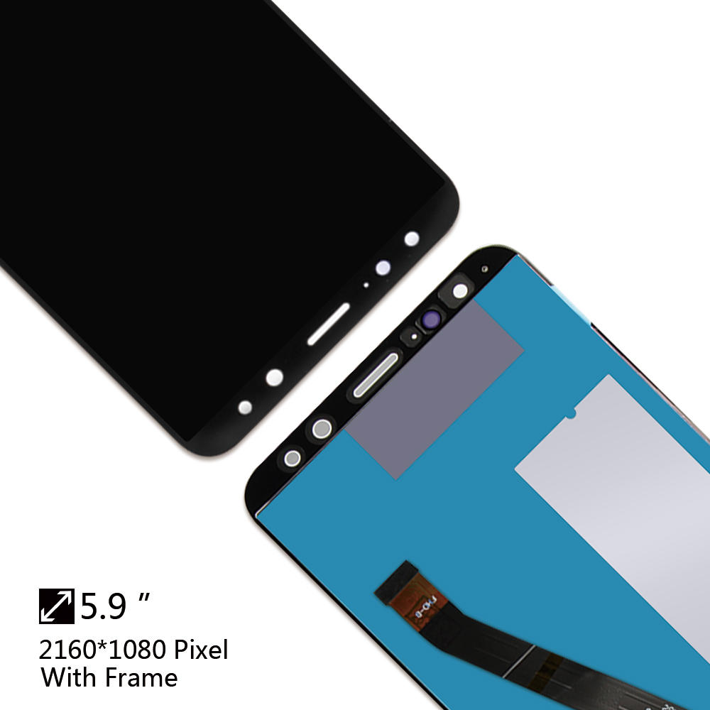 5.9 1920x1080 IPS Display For HUAWEI Mate 10 Lite LCD Touch Screen MaiMang 6 / G10 / G10 Plus LCD Digitizer Replacement Parts