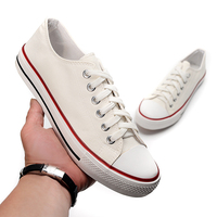 Women Shoes Sneakers Denim Casual Shoes Female Summer Canvas Shoes Trainers Lace Up Ladies Basket femme Stars tenis feminino