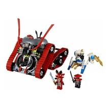 Ninjagoes Garmatron 9794 Building Block Sets 335pcs Educational DIY Construction Bricks Toys Gift for Kids