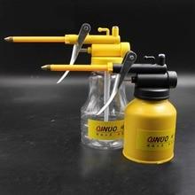 Oil Pump Paint Spray Gun Oil Pump Cans Oiler Hose Grease Machine For Lubricating Airbrush Hand Tools Lubricator Repair DIY Kit aftermarket pump repair packing kit 248212 for graco sprayer 248212 spay gun 695 795