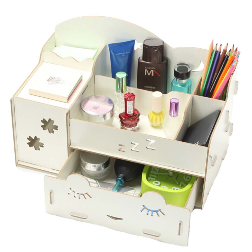 - DIY Desk Organiser Office Desk Storage Boxes Lady Storage Boxes