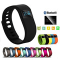 Tw64 Bluetooth gimnasio rastreador Smartband Pulcera Bluetooth podómetro pulsera para el iPhone 4S / 5 / 5c / 5S Android pk fitbit
