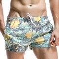 Summer Men Beach Shorts Swimwear Trunks Quick Dry Beachwear Swimsuit Bathing Suit Man Bermudas Board Short Pool Bath Wear Brand
