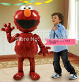 Free shipping import aluminum film balloon toy for children party holiday Sesame Street Elmo balloons wholesale