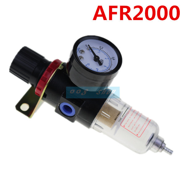 AFR-2000 Pneumatic Filter Regulator Air Treatment Unit Pressure Gauge AFR2000 Pressure Switches afr2000 air processor free shipping pneumatic air source treatment filter regulator w pressure gauge