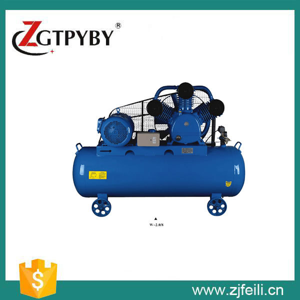 2.2kw 3hp Electric Piston Air Compressor for Sale changchai 4l68 engine parts the set of piston piston rings piston pins